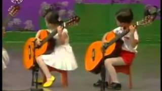 Tre em choi dan - Guitar - DanGuitar.Vn