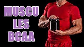 Comment prendre de la BCAA en musculation - Les  effets des acides aminés