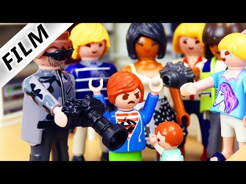 Playmobil Film deutsch | JULIAN BEI VERSTECKTE KAMERA 😜 - Familie Vogel in Verstehen Sie Spass? 😂