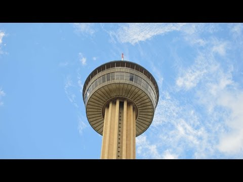 Torre de las Américas, San Antonio, Texas