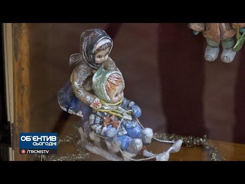 ТРК НІС-ТВ: Об'єктив 3 12 20 Миколаївська майстриня виготовляє унікальні новорічні іграшки