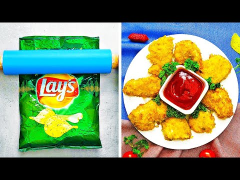ULTIMATE FOOD HACKS || Ways Of Cooking That You've Never Thought Of