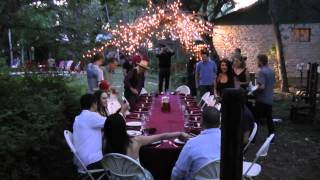 Family Dinner Night At Hickory Wind Ranch - April 5th, 2012