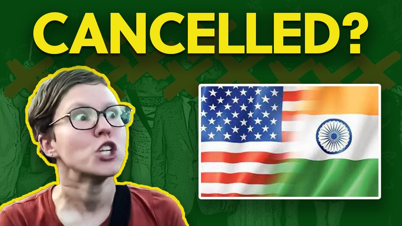 "SJWs Try To ""CANCEL"" Indians In America 