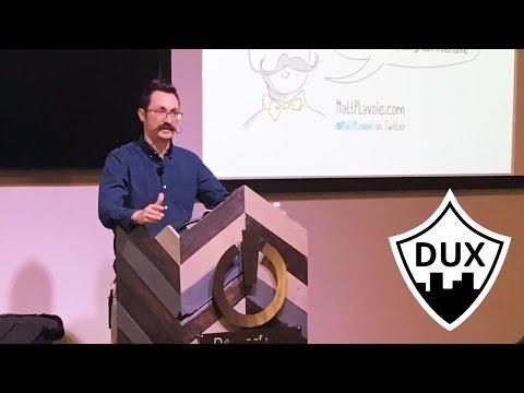 A Crash Course in UX Research - DUX Meetup April 2017
