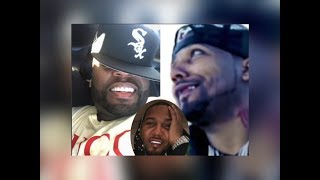 50 Cent CL0WNS Juelz Santana After Music Video Shows He Has Missing Teeth
