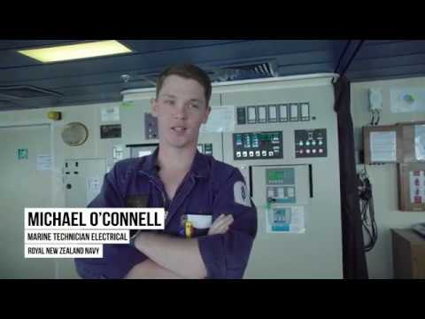 Give Your Passion Purpose - Michael - Marine Technician Electrical