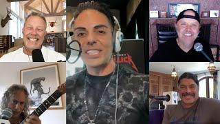Metallica: SiriusXM Interview with Jose Mangin