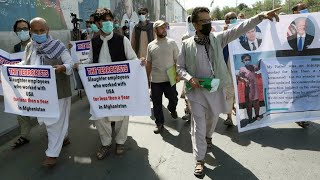 US begins evacuation of Afghan interpreters, others who risk retribution from Taliban • FRANCE 24
