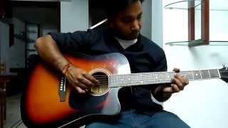 Batein kuch ankahi si - Guitar tabs