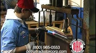 Detroit Radiator Manufacturing 2009