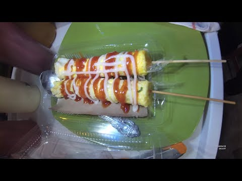 Indonesia Bekasi Street Food 2642 Part.2 SosTel Naik Turun YN010910