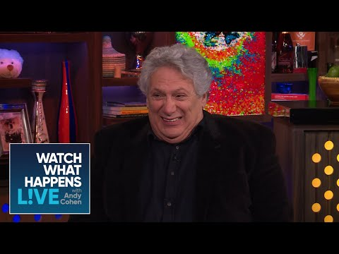Has Harvey Fierstein Watched John Travolta In 'Hairspray'? | WWHL