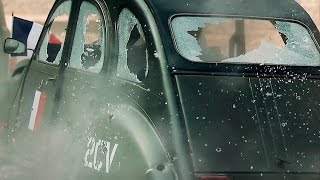AK47 Vs. French Cars - James May's Cars Of The People - BBC Brit