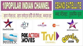 Medianet Hits Russian Indian Pakistani Friends Very Good News 10 Indian Channel ON Cband Satellite