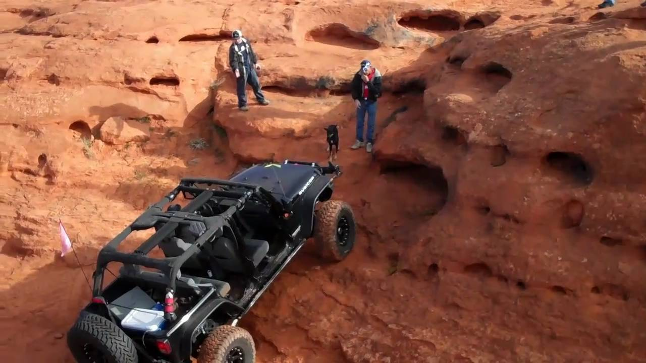 Jeep Wrangler Jeep Rubicon Unlimited Off Road Evolution