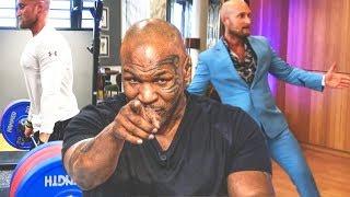 So sieht mein Traumjob aus! Mit Mike Tyson, FitOne Opening & Hotelcheck