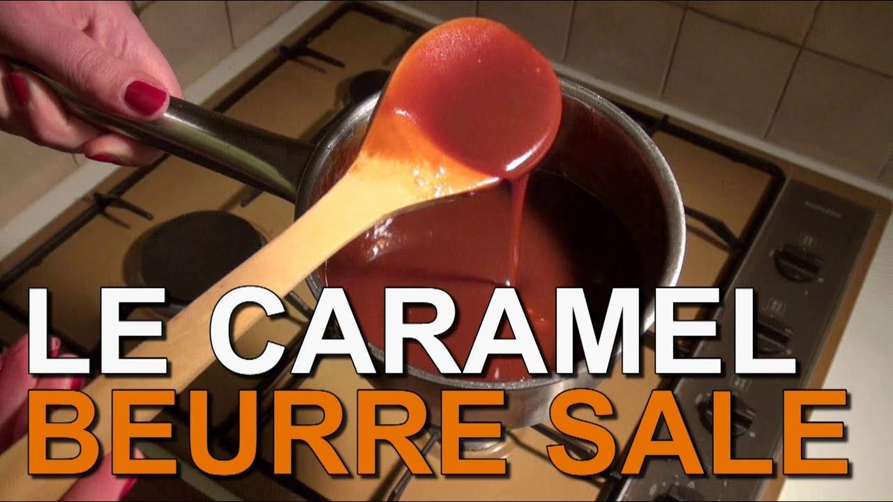 comment faire du caramel au beurre sal la recette facile youtube. Black Bedroom Furniture Sets. Home Design Ideas