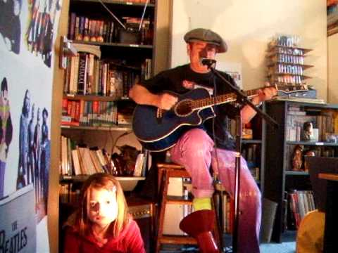 The Beatles - Ob-la-di Ob-la-da - Acoustic Cover - Danny McEvoy
