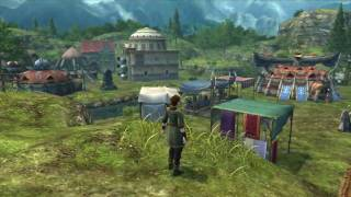 white Knight Chronicles - Online Gameplay HD PS3