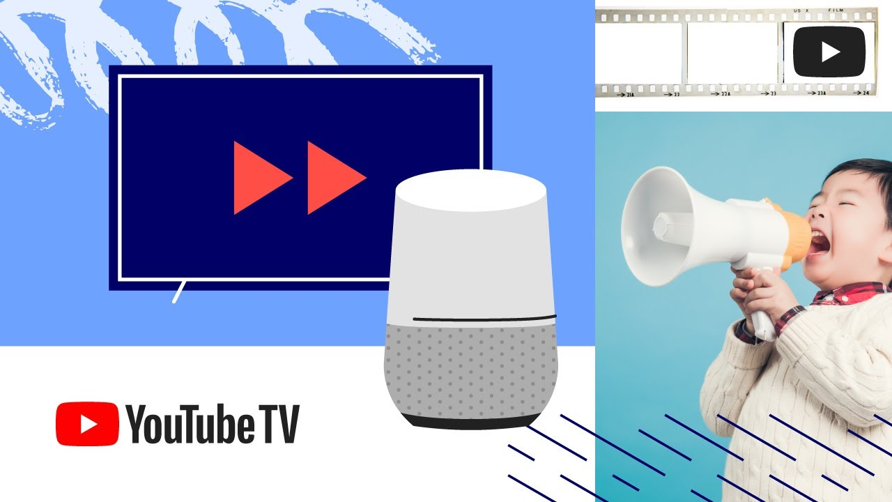 Use your Google Home to control YouTube TV | US only