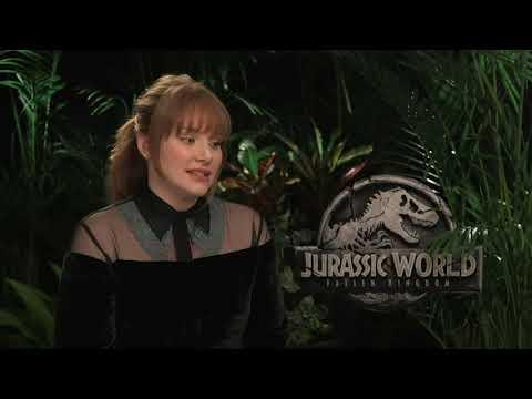 Bryce Dallas Howard reveals goal for 'Jurassic World 3'