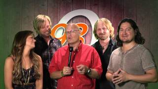 sweetwater rain interview q93 country