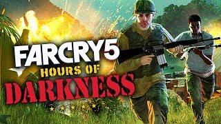 FAR CRY 5 - NOVA DLC no VIETNAM - HORAS DE ESCURIDÃO em CO-OP #01 Gameplay Português PT-BR