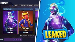 How to Unlock *NEW* Galaxy Skin in Fortnite! (Samsung Galaxy Note 9 EXCLUSIVE)