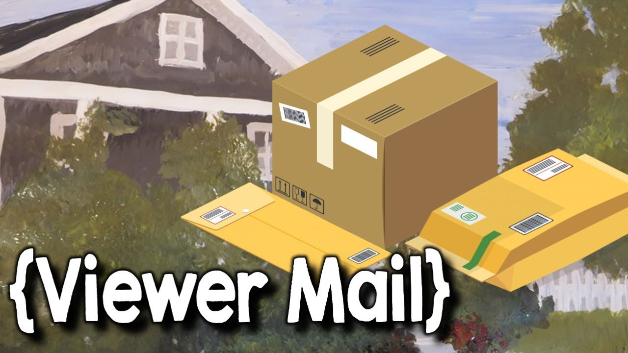 Live Viewer Mail Opening | Nov 22, 2020