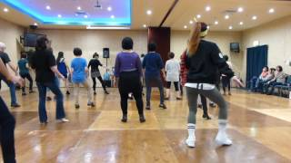 Whistle While You Work It Line Dance by J&J Kinser, R Luna, P Sobrielo & R Lee @2017 Mayworth