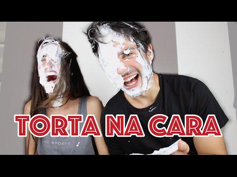 TORTA NA CARA com Pedro Pascual