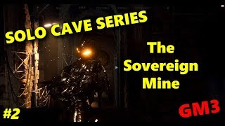 EndGame Interceptor Solo Melee Gameplay - The Sovereign Mine Grandmaster 3 - Cave Series #2 | Anthem