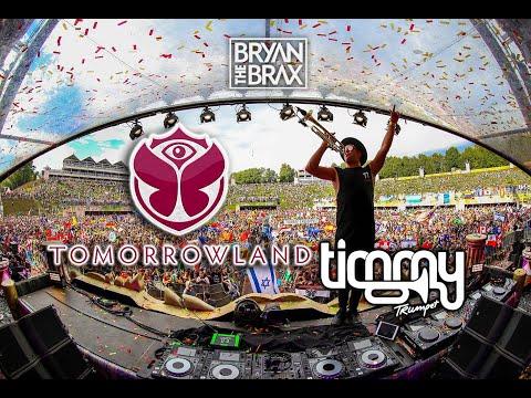 Timmy Trumpet  - Freaks (Live Tomorrowland Belgium 2017)