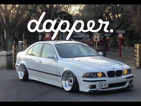 Bmw E39 Mafia Dapper Bbsrs 4k