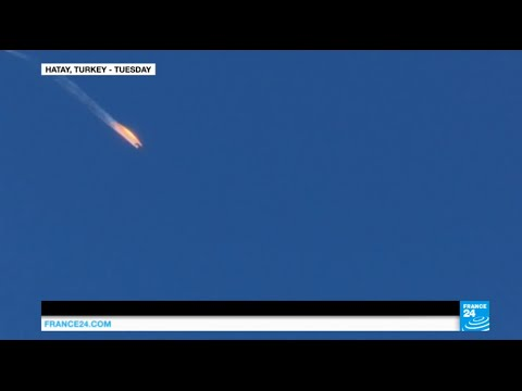 فرانس 24: Russian plane downed -