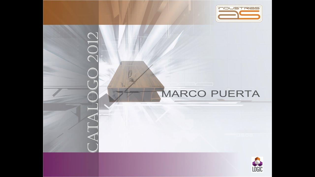 ARMADO E INSTALACION DE PUERTA DE PVC CON PERFILES LOGIC - YouTube