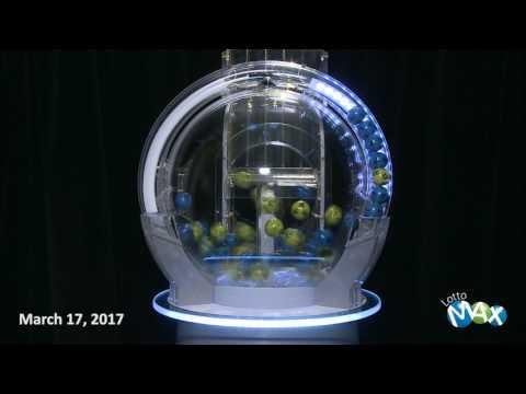 Lotto Max Draw March 17, 2017