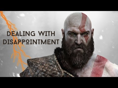 God of War - Dealing With Disappointment (Spoilers!)