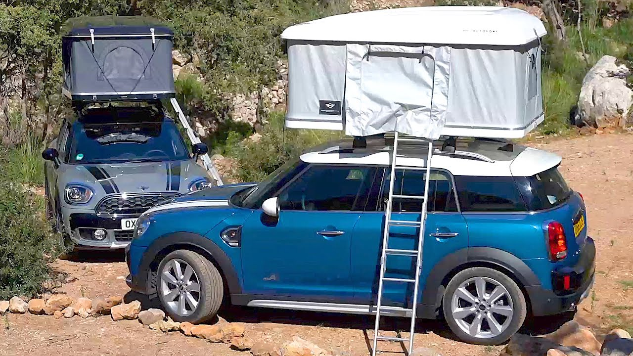 Roof Tent For The Mini Countryman Youcar Thewikihow