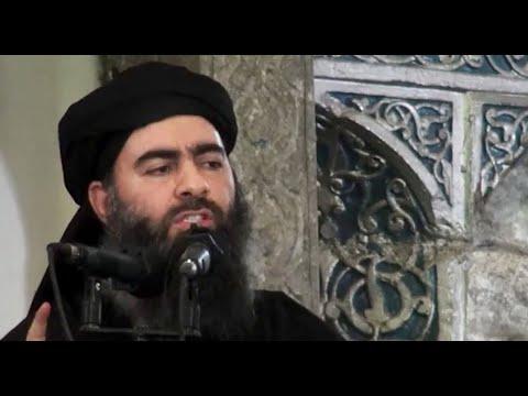 #البغدادي يهرب بسيارة أجرة صفراء من العراق إلى #سوريا
