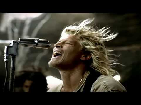 Puddle of Mudd - Away from Me (Official Video HD)(Audio HD)(Explicit)