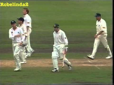 Craziest end to a test match - STEVE BUCKNOR FAIL