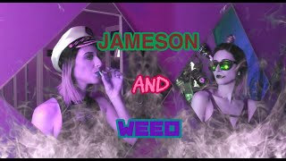 Jackie Hollywood - Jameson and Weed (Official Music Video)