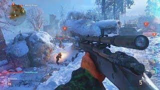 Call Of Duty: WORLD WAR 2 GAMEPLAY MULTIJUGADOR EXCLUSIVO! (COD WW2 GAMEPLAY) - AlphaSniper97