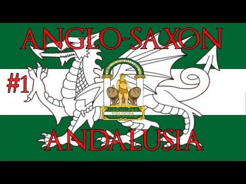 Crusader Kings 2 Anglo-Saxon Andalusia 1