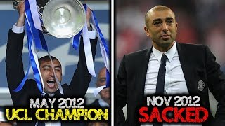 10 Managers Who Were BRUTALLY Sacked!