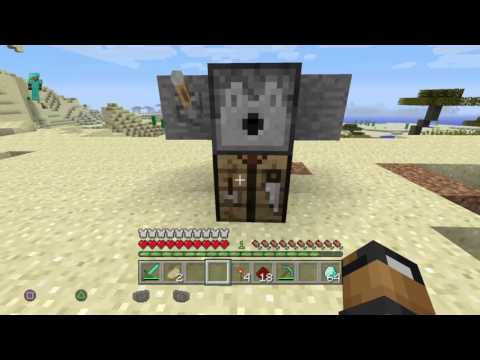 how to duplicate diamonds in minecraft ps4/xbox one