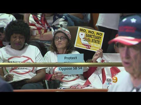 Fight Over Huntington Beach Sanctuary City Status