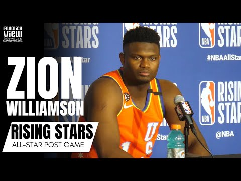 Zion Willimason on